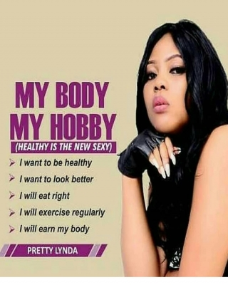 MY BODY...