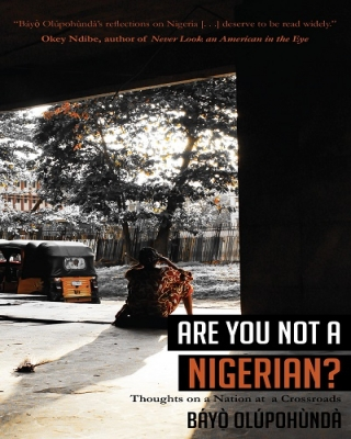 Are you not a Nigerian?