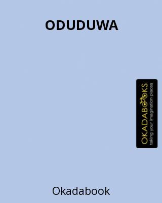 ODUDUWA