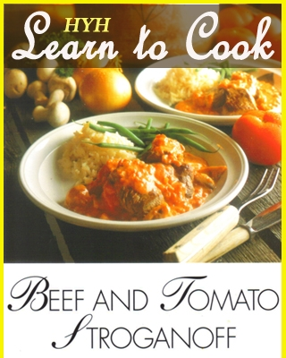 Beef and tomato stroganoff learn to cook food download recipe by beef and tomato stroganoff learn to cook food download recipe forumfinder Images