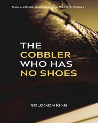 The Cobbler Who Has No Shoes  - Adult Only (18+)