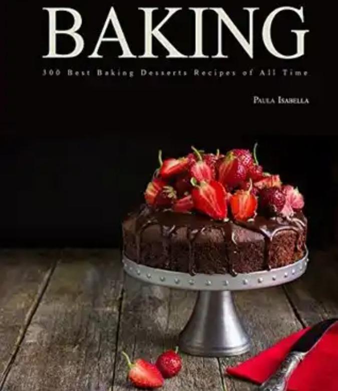 Baking ...
