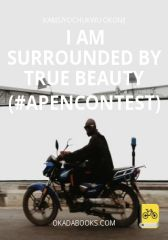 I am surrounded by True Beauty (#ApenContest)