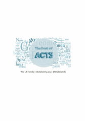 29 Devotionals from The Book of Acts