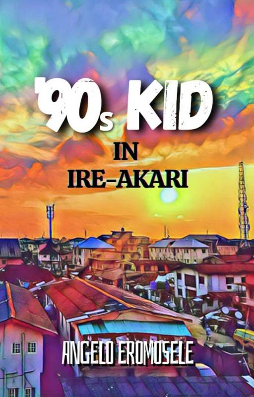 90s Kid in Ire-Akari