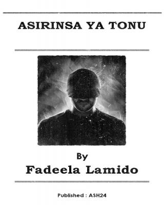 ASIRINSA YA TONU