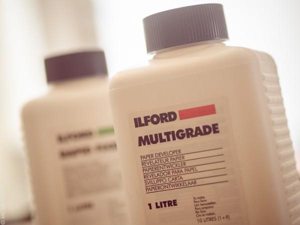 Ilford Multigrade Developer