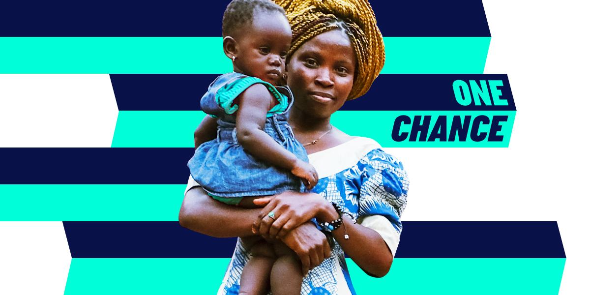 #ONEChance - Petition: Jeder Mensch verdient eine faire Chance