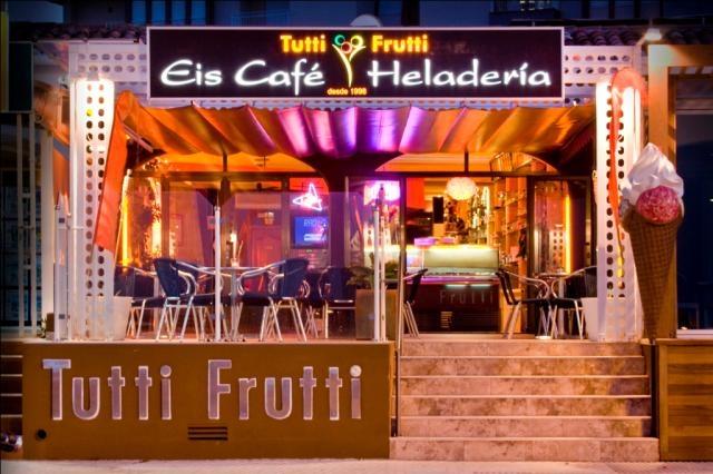 Tutti Frutti Javea - Cafe Bar & Heladeria