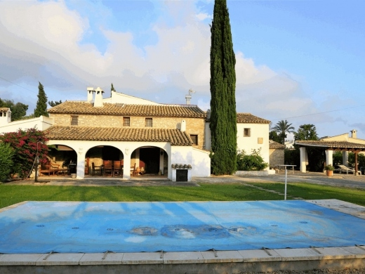 5 bed finca / country house in Calpe