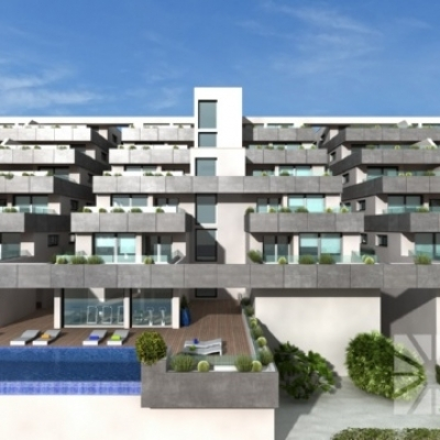 3 bed apartment in Benitachell