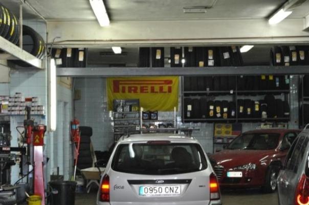 Garaje Europa