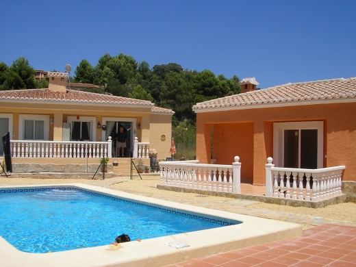 2 bed villa in Jalon