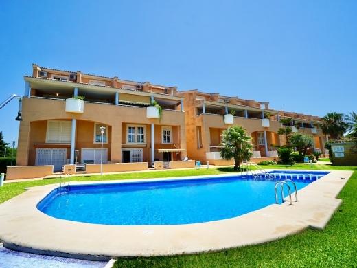 3 bed apartment / flat in Javea