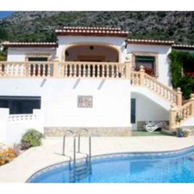 3 bed villa in Inland Costa Blanca