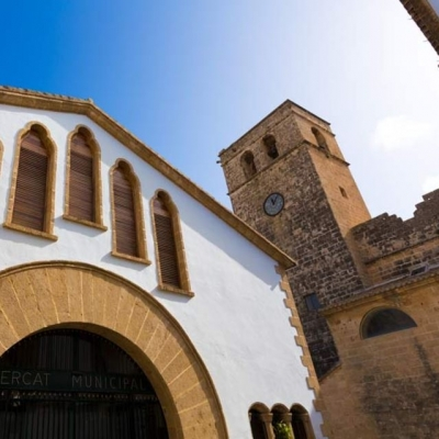 Historic Centre Javea - Visit the Old Town of Xabia