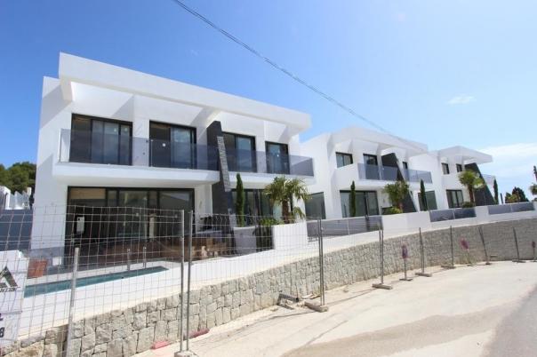 3 bed villa in Calpe