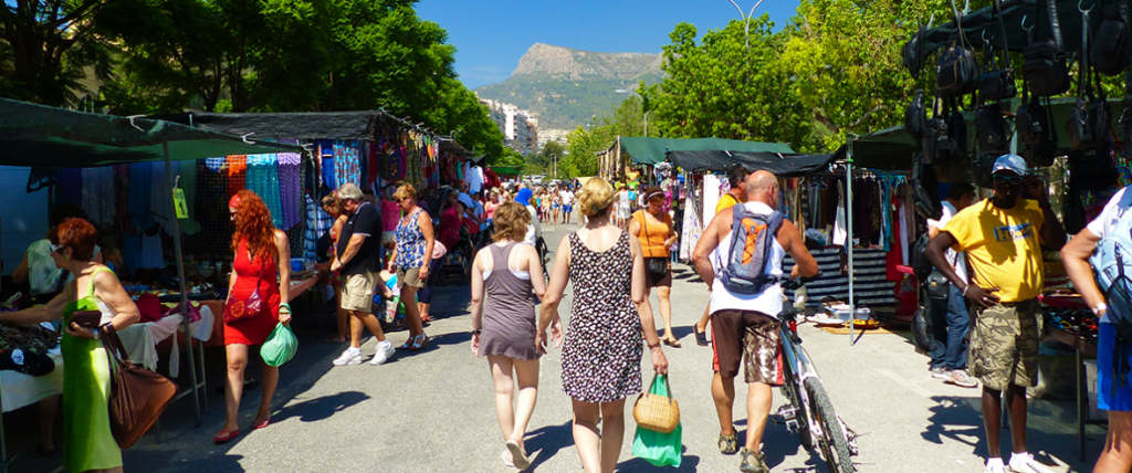 Calpe Market - Saturdays