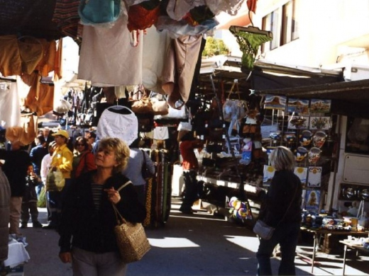 Markets in Calpe: Weekly Market