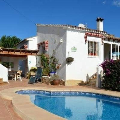 3 bed casa / chalet in Benissa