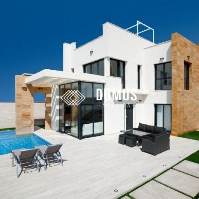 3 bed villa in Orihuela Costa