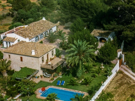 3 bed country house in Benissa