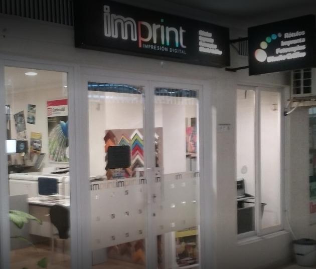 Imprint Calpe - Printers, Signs & Design