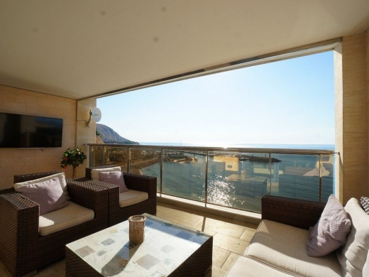 2 bed apartamento in Altea