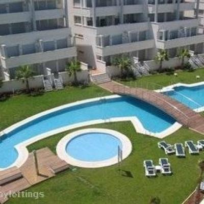 2 bed apartments & duplex in Denia