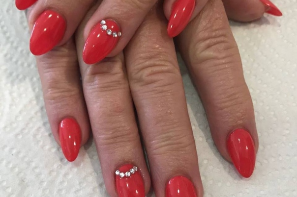 Latest Nail Designs from the Nail Salon at Heaven Hair & Beauty in Moraira