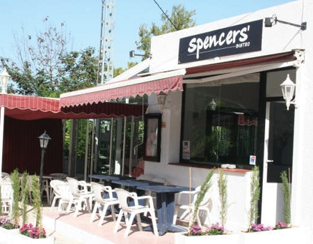 Spencer's Bar Moraira