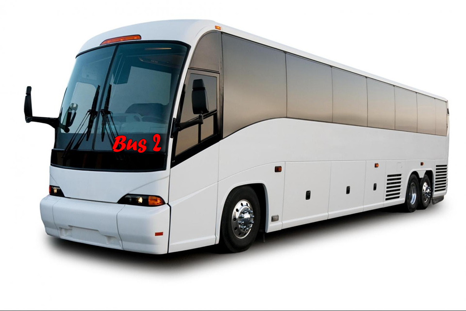 Current list of Bus Trips by Bus 2 (from Javea, Moraira, Calpe, Benitachell, Ondara)