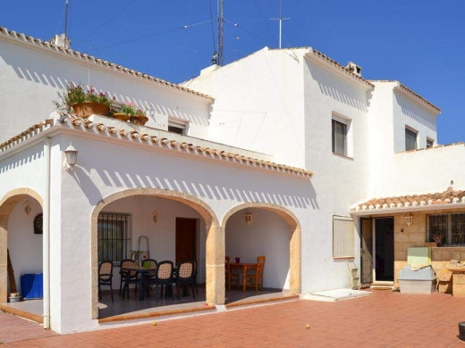 8 bed villa in Javea