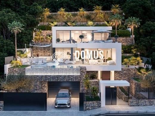 4 bed villa in Calp