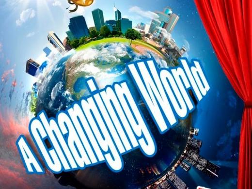 "U3A Drama Group presents ""A Changing World"" at La Senieta Moraira"