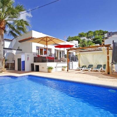 4 bed villa in Benissa Coast