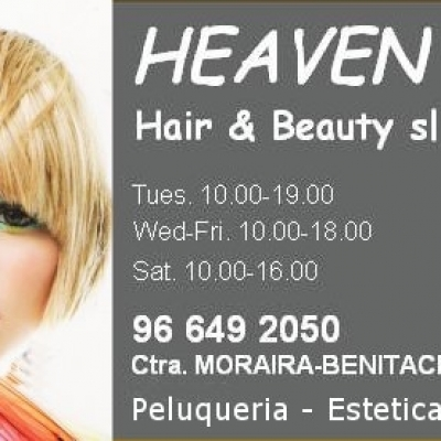 Heaven Hair & Beauty Salon