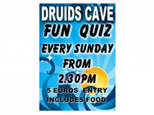 Druid's Cave Fun Quiz
