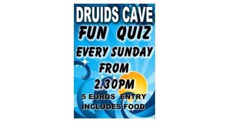 Quiz Night: Druid's Cave