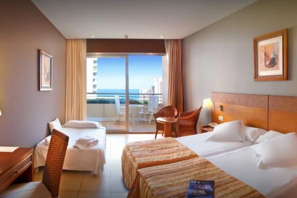 Hotel Sol Ifach Calpe ****