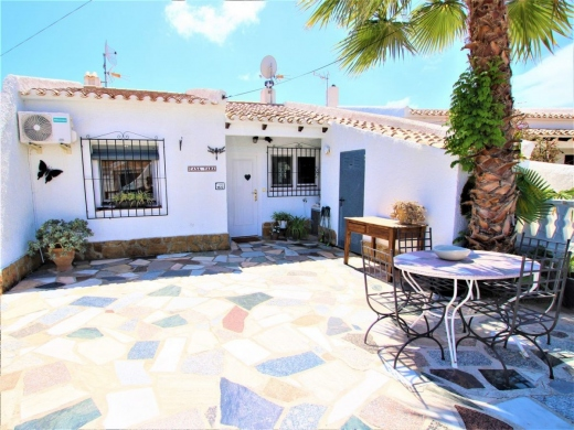 2 bed townhouse in Calpe