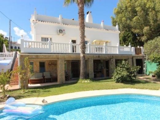 9 bed villa in Javea