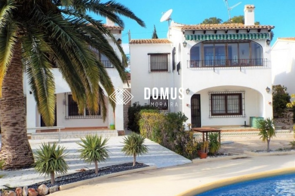 4 bed house in Moraira