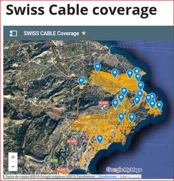 Swiss Cable - Internet Services, IPTV & Mobiles