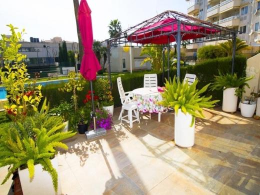 2 bed apartment in Albir