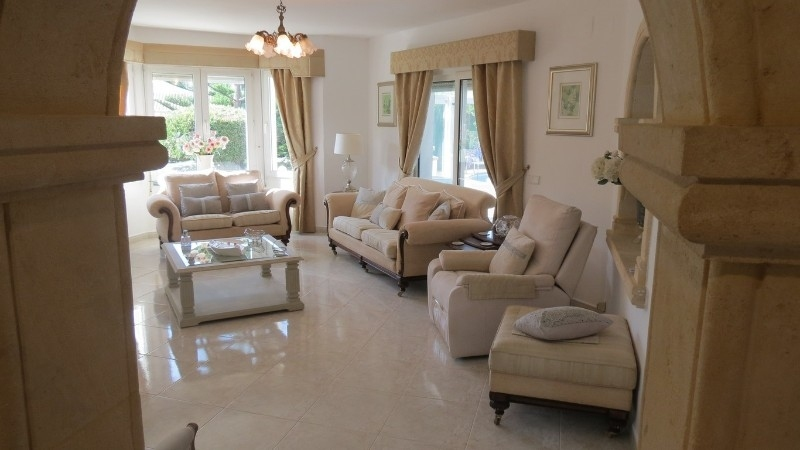 4 bed villa in Javea