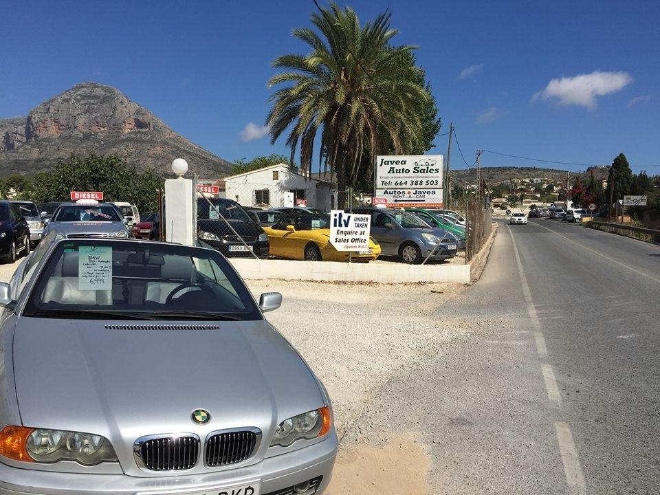 Javea Auto Sales - Used Cars for Sale