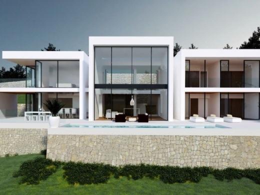 5 bed villa de lujo in Jávea