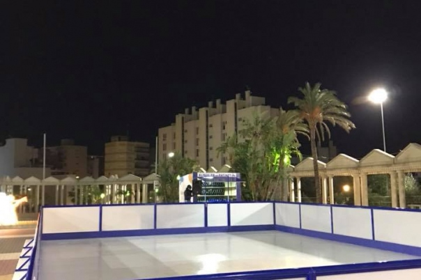 Come & Skate in Calpe from 2nd December