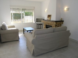3 bed bungalow in Moraira